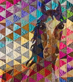 I want a Horse quilt like this!