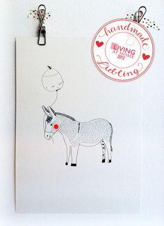 Jim, der Esel ist ein neuer Freund von Frieda, den sie auf einer kleinen Waldlichtung kennengelernt hat. Mit im Gepäck ist sein treuer Begleiter, B...