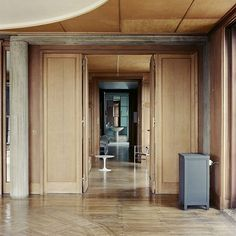Kim Zwarts - 51, rue Raynouard Private apartment of August Perret in Paris (1932), pioneer of reinforced concrete architecture