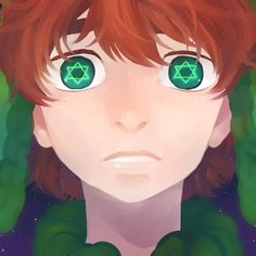 The eyes are the window of the soul  #art_jewppie #Kyle Broflovski