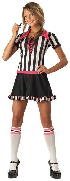 i think im gonna be Hello Kitty this yearTeen Girls Hello Kitty - black skirt halloween costume ideas