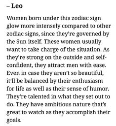 Leo And Sagittarius, Leo Horoscope, Astrology Leo, Leo Zodiac Facts, My Zodiac Sign, Leo Quotes, Zodiac Quotes, Star Signs Love, All About Leo