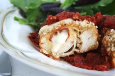 Pepperoni and Cheese Stuffed Chicken Breasts | Tasty Kitchen: A Happy Recipe Community!