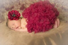 PROMO SALE baby girl's Premium Newborn 036 by CoutureBabyProps, $35.00