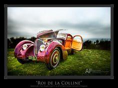 1931 Bugatti Type 51 reigns at 2012 Palos Verdes Concours d'Elegance