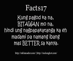Tagalog Quotes To Move on and More Love Love Love Quotes tagalogquotespatama Funny Quotes For Instagram, Funny Quotes For Kids, Super Funny Quotes, Sassy Quotes, Filipino Quotes, Pinoy Quotes, Tagalog Love Quotes, Hugot Lines Tagalog Funny, Tagalog Quotes Patama