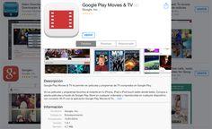 Google Movies llega al iPad - Blog de Miguel Angel Acera