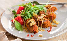 Kaszanka wegańska. Zaskoczy cię! [PRZEPIS] Tandoori Chicken, Beef, Ethnic Recipes, Food, Diet, Meat, Essen, Meals, Yemek