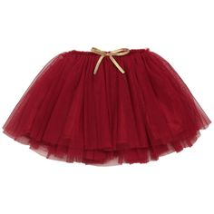 Baby Girls Red Tutu