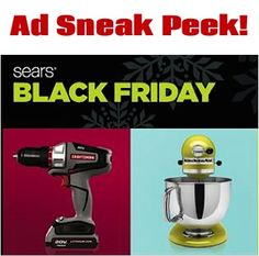 sears black friday kenmore