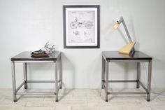 Part of the Matilda line offered by Wayne Works, this table is versatile in use as a nightstand, accent table or side table.
