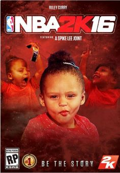 To funny! Riley Curry the real mvp