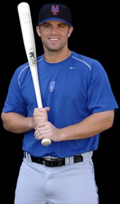 David wright , reason I watch the Mets