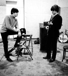 """Paul n John """"We Can Work it Out !!"""