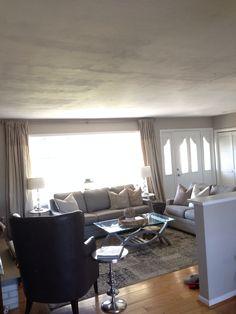 Living room fall