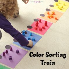 Learning colors with