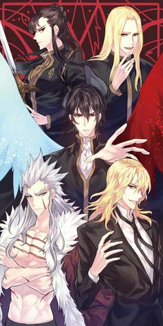 NOBLESSE ❤ ( I love this! an awesome wallpaper for my phone)