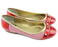 PICNIC DOLL - Louloux - Sapatos Colecionáveis