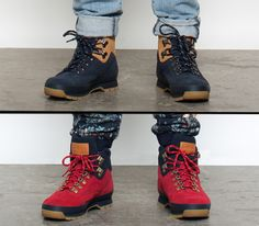 10Deep x Timberland 7-eye Euro Hiker Boot-The Nomads