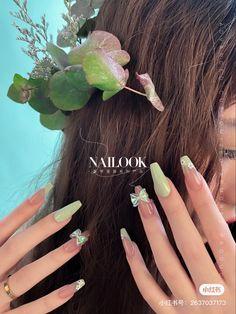 Soft Nails, Edgy Nails, Aycrlic Nails, Chic Nails, Stylish Nails, Hair And Nails, Manicure, Kawaii Nails, Butterfly Nail