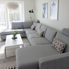 Minimalist Living Room Ideas - Find your favored Minimalist living-room images below. Browse through photos of inspiring Minimalist living-room layout suggestions to produce your ideal home. Living Room Sofa Design, Living Room Color Schemes, Living Room Interior, Home Living Room, Living Room Designs, Living Room Decor, Living Area, Small Living, Cozy Living