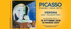Mostra Picasso a Verona dal 15 Ottobre 2016 al 12 Marzo 2017