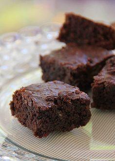 Fudgy Chocolatey Brownies