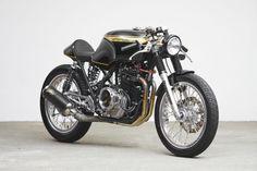 Absolute Perfektion: Honda GB500 cafe racer by 271 Design | Bike EXIF