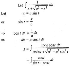 RBSE Solutions for Class 12 Maths Integration Miscellaneous Exercise Class 12 Maths, 12th Maths, Calculus, Algebra, Maths Formulas List, Previous Question Papers, Maths Solutions, Math Vocabulary, Good Morning Texts
