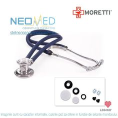 MDM561 - Stetoscop Moretti Rappaport, color http://stetoscoape-tensiometre.ro/moretti/102-stetoscop-moretti-rappaport-dm561-color.html