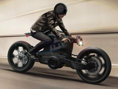 electric bike concept huscarvana - Buscar con Google