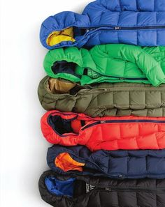 .insulated jackets inspiration