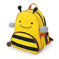 Bee Zoo Backpack by Skip Hop at Dawn Price Baby Little Backpacks, Animal Backpacks, Kids Backpacks, Casual Backpacks, School Backpacks, Toddler Bag, Toddler Backpack, Toddler Girls, School Bags For Kids