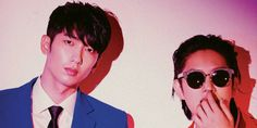 M&D (Kim Heechul & Kim Jungmo) to return with a trot song? | allkpop