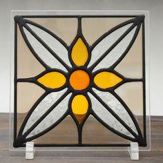ステンドグラス(シルクジャスミン) ステンドガラス窓専門 窓パネルの販売「ステンドグラス窓.COM」