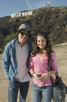 StarStruck- Danielle Campbell as Jessica Olsen and Sterling Knight as Christopher Wilde