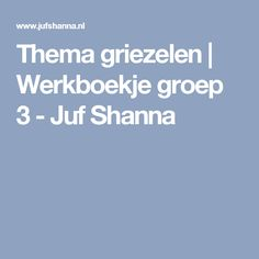 Thema griezelen | Werkboekje groep 3 - Juf Shanna