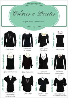 How to match neckline with neckline Fashion Terms, Fashion Jobs, Teen Fashion Outfits, Girl Fashion, Curvy Fashion, Casual Work Outfits, Work Casual, Paparazzi Consultant, Plus Size Fashion Blog