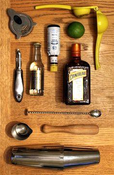Home Cocktail Bar Essentials
