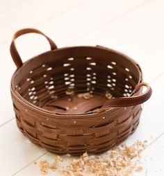 The Darning Basket is a cherished old friend now available in 8 beautiful colors.