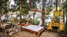 Riverfront Garden Resort in Maragondon, Cavite Has Glamping Tents Glamping Tents, Quick Weekend Getaways, Superior Room, Instagram Worthy, Cabana, Day Trips, Swimming Pools, Cottage, Rustic
