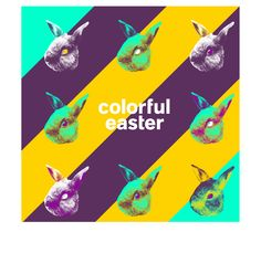 Easter_CARD on Behance