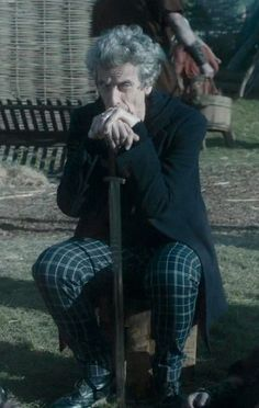 Peter Capaldi (The Twelfth Doctor) Peter Capaldi Doctor Who, David Tennant Doctor Who, Twelfth Doctor, Eleventh Doctor, Geronimo, Doctor Picture, John Barrowman, Doctor Who Quotes, Donna Noble