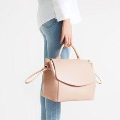 Image 2 of MINIMAL CITY BAG from Zara