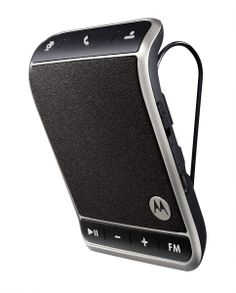 Motorola Roadster Bluetooth In-Car Speakerphone - Retail Packaging: Cell Phones  Accessories http://www.amazon.com/Motorola-Roadster-Bluetooth-In-Car-Speakerphone/dp/B004877KOK/ref=sr_1_18?ie=UTF8qid=1403186952sr=8-18keywords=bluetooth+devices