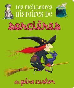 Les meilleures histoires de sorcières de Sylvie Poillevé