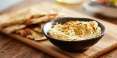 Our Moroccan hummus recipe is an interesting twist on a party favorite.