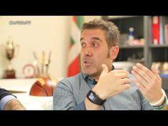 La ACB en LaVisita con Juan Carlos Garcia, arbitro BASKET