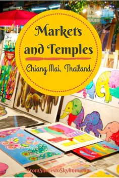 Things to Do Chiang Mai Thailand