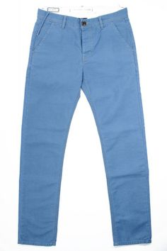 Scarti-Lab Cotton Canvas Pants 101-SG824 Light Blue Washed : SUNSETSTAR Canvas Fabric, Cotton Canvas, Edwin Jeans, Red Wing Shoes, Japanese Denim, Workout Accessories, Vintage Inspired Dresses, Blue Jeans, Drill
